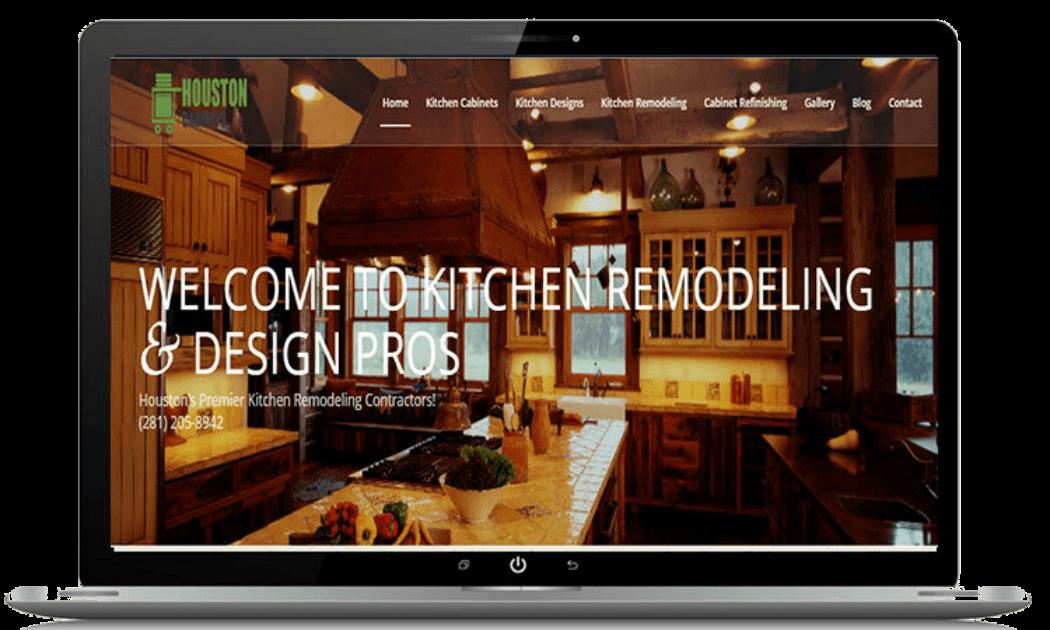 Houston Kitchen Cabinet Contractors Website Designs ...